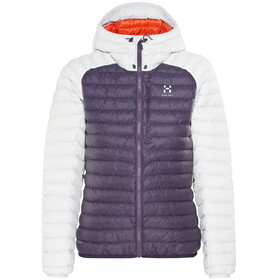 Haglöfs Essens Mimic Jacket Women grey/purple
